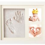 Hand- und Fuß-Abdruckset