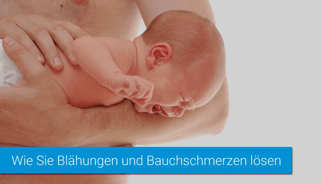 ᐅ Blähungen Und Bauchschmerzen Beim Baby Lösen Soforthilfe