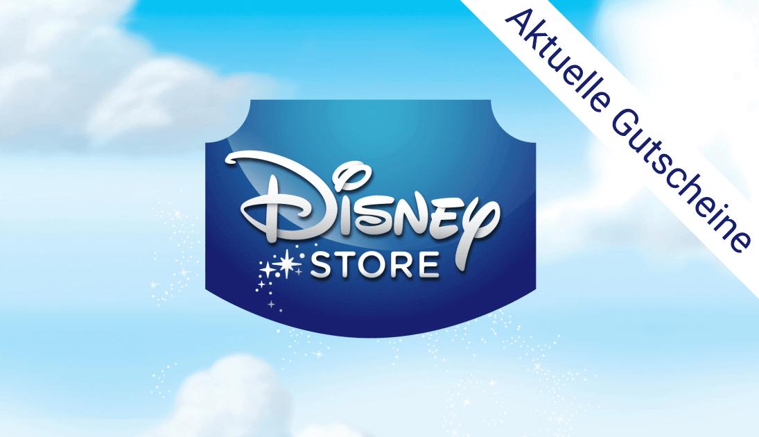 Bild: Disney Store Gutschein