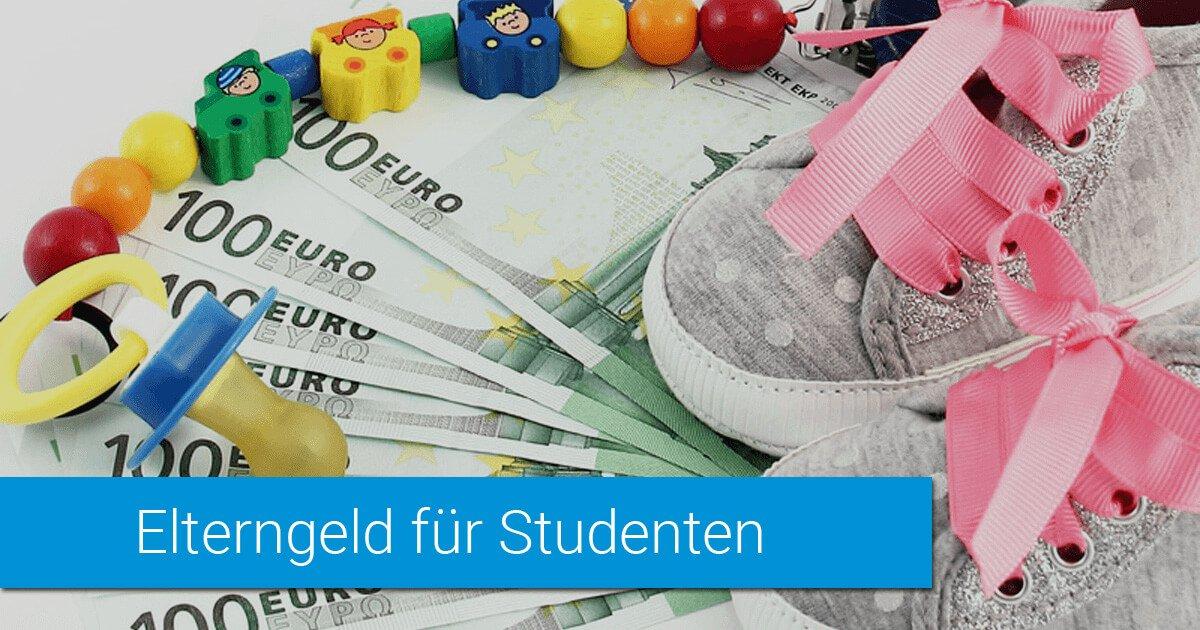 Elterngeld für Studenten