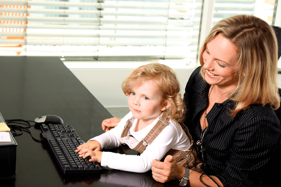 Teilzeit während der Elternzeit