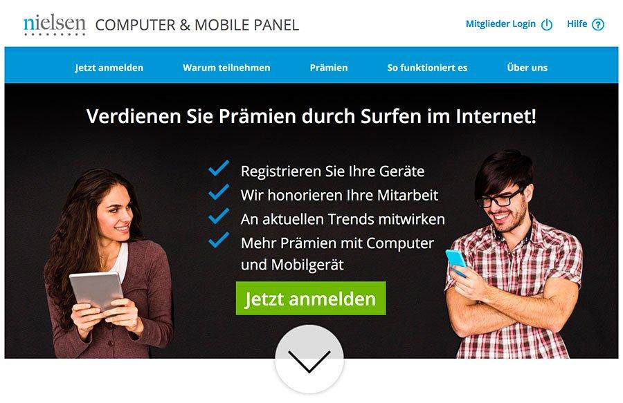 Nielsen Computer & Mobile Panel