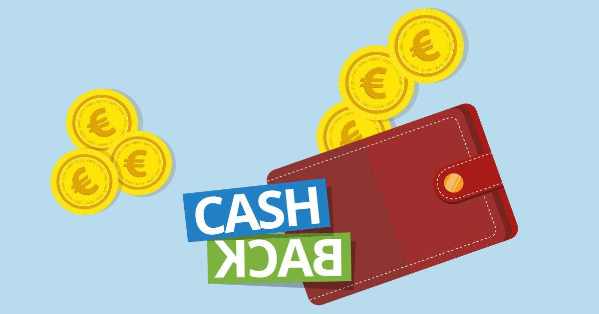 Mit Cashback bei jedem Einkauf sparen