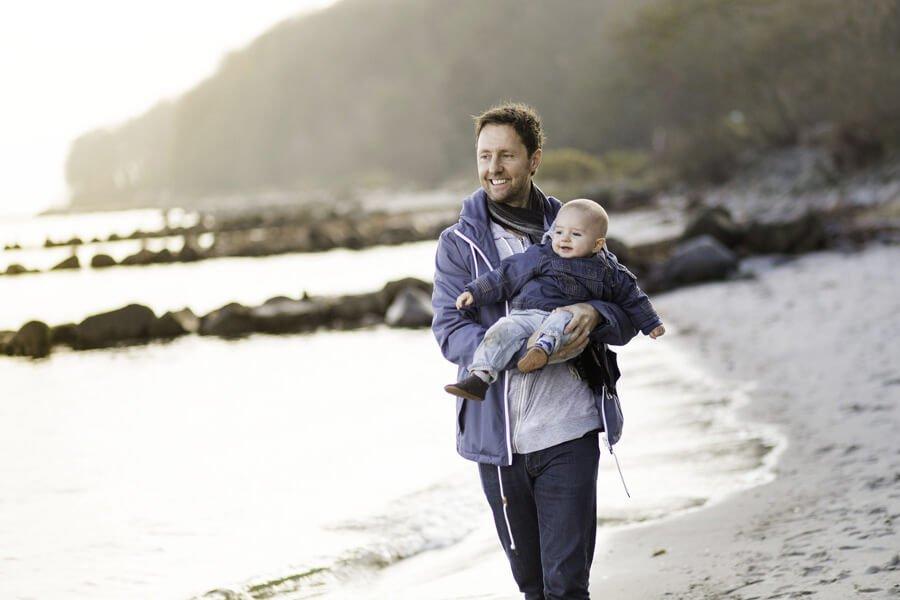 Vater & Kind