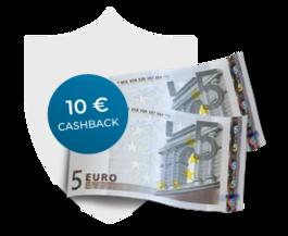 10 Euro Bonus sichern!