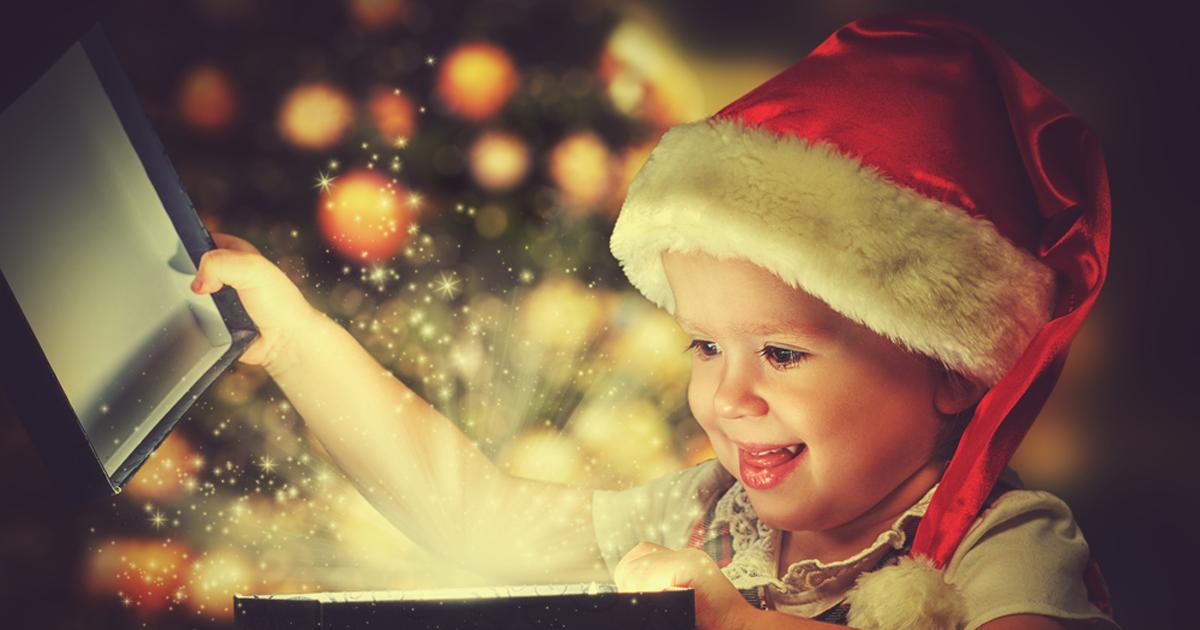 ᐅ 30 sinnvolle Weihnachtsgeschenke für Kleinkinder