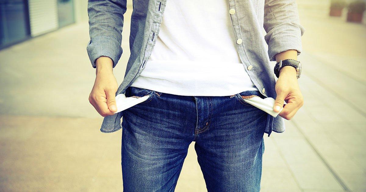 Kein Geld mehr?