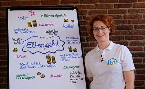 Yvonne, Elterngeldexpertin bei Elterngeld.de