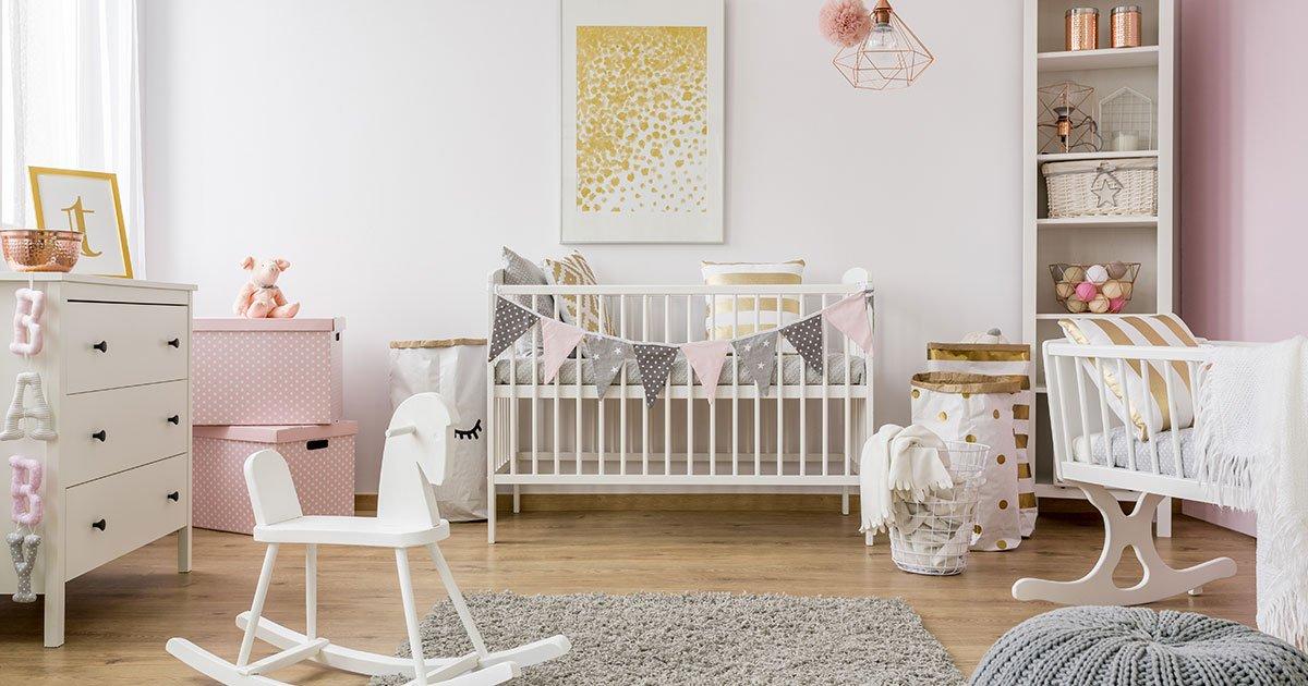 Babyzimmer einrichten: Was brauche ich wirklich?