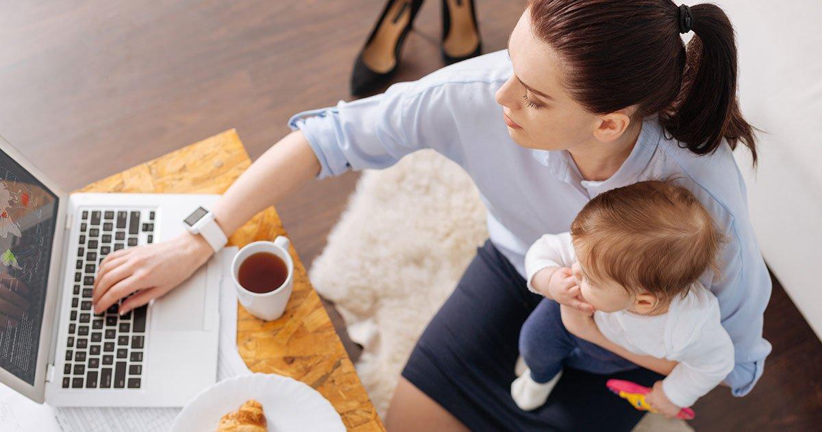 Eltenrgeld ohne Elternzeit - ist das möglich?